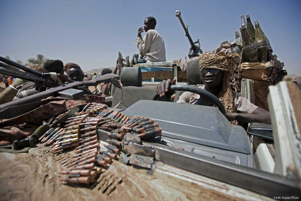 sudan illicit arms trade Curbing illicit arms is key to achieving the sdgs 2017-12-01 the success of the 2030 agenda for sustainable development is intricately linked to the arms trade treaty and effective controls in the arms trade industry.